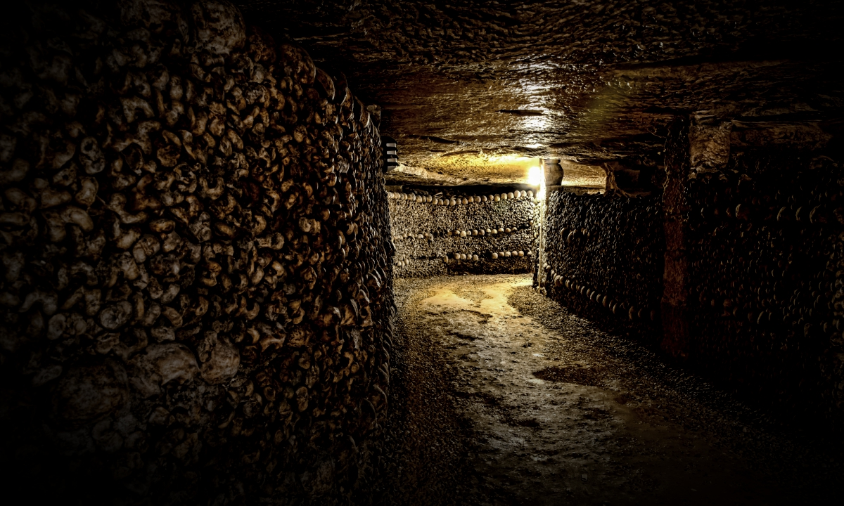 "The Creepy Story Behind the Infamous ""Lost in the Catacombs"" Video"