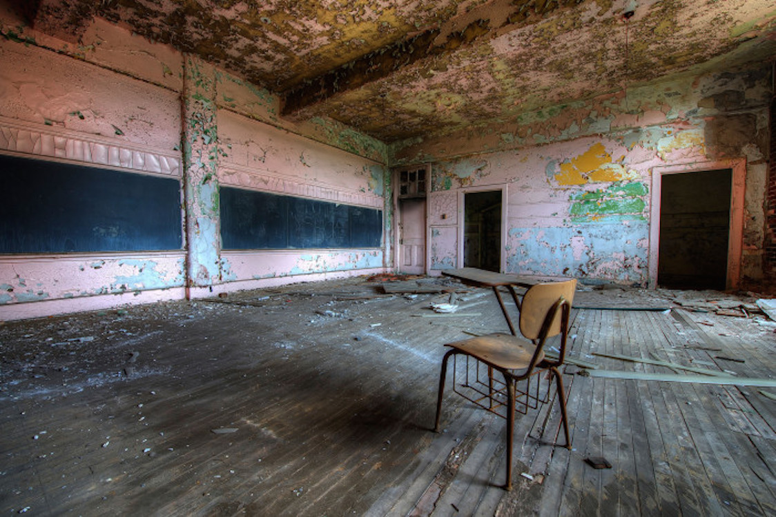 The abandoned haunted school of louisiana the 13th floor for 13th floor south africa