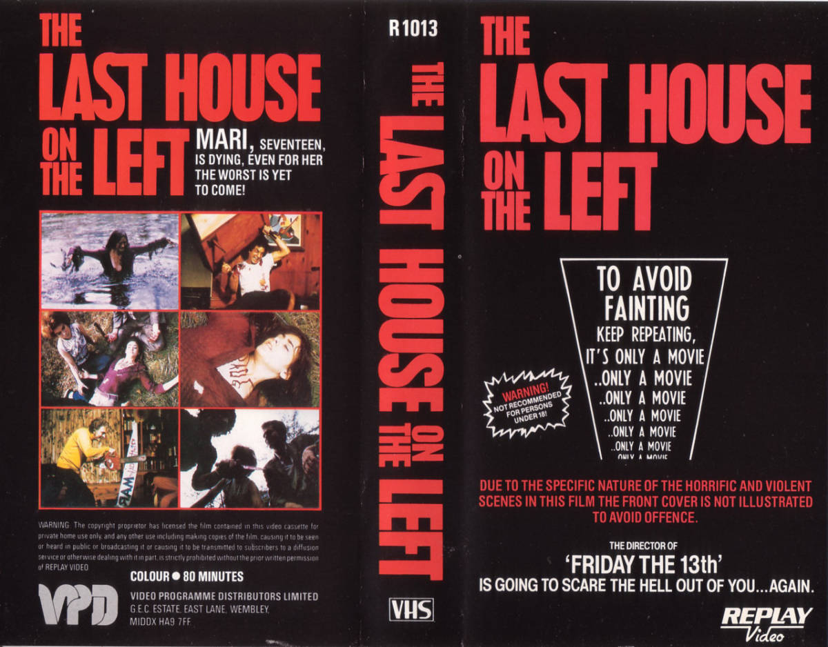 unseen horrors: the story behind the unmade last house on the left