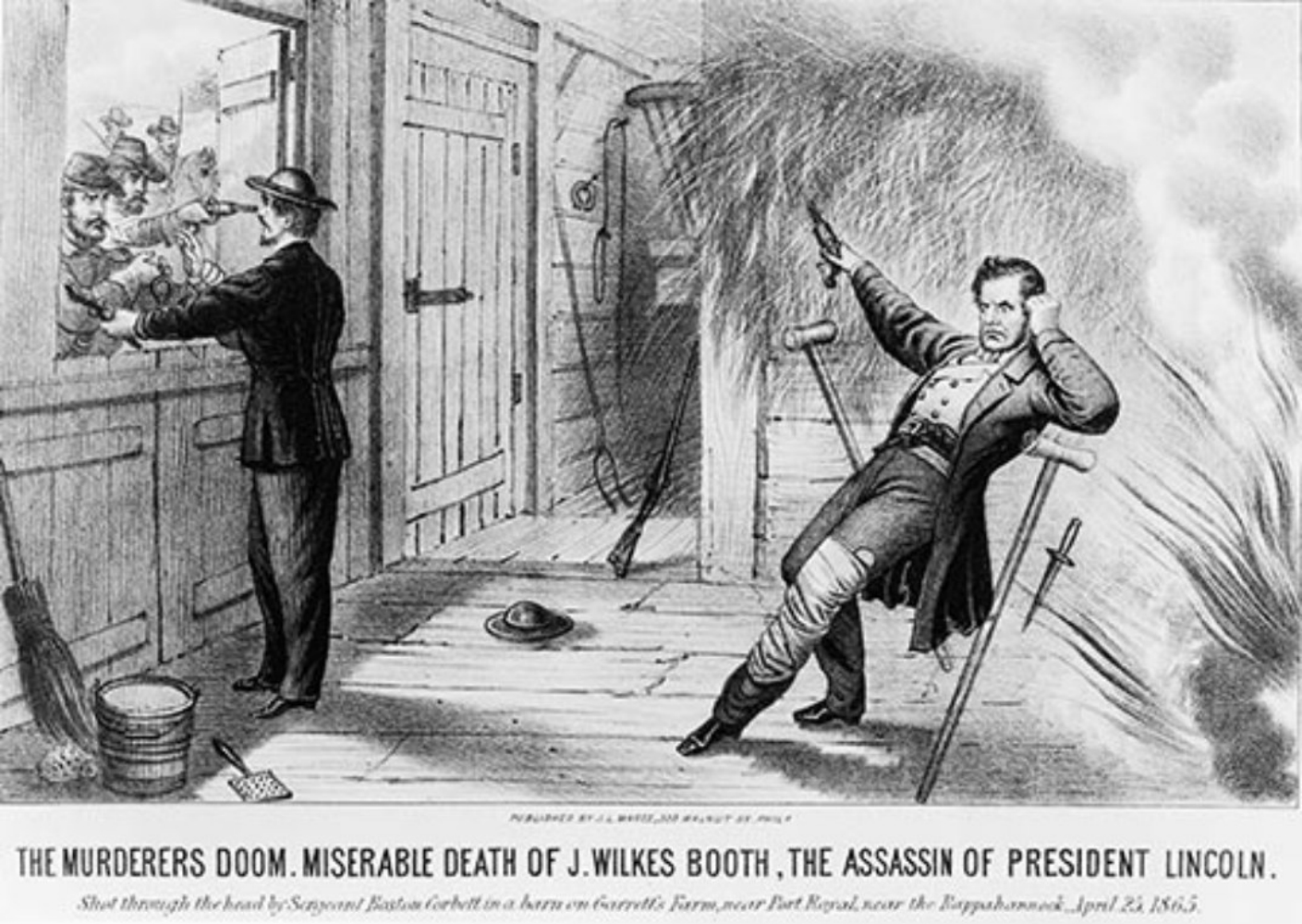 an introduction to all american tragedy lincoln assassination Although no american alive today was a contemporary of lincoln, i think we're still scarred, collectively and historically, by his assassination and the reasons behind it but because of a unique convergence in time, that event of april 14, 1865 can never be decoupled from the event that occurred the previous sunday.