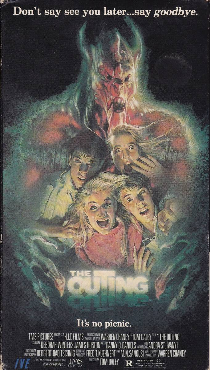 10 VHS Box Covers that Scarred Me for Life – The 13th Floor