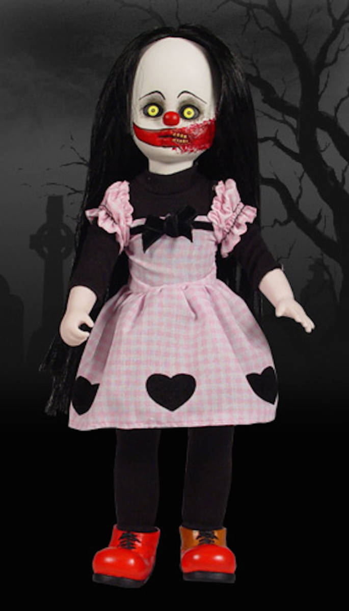 The 10 Most Frightening Living Dead Dolls The 13th Floor