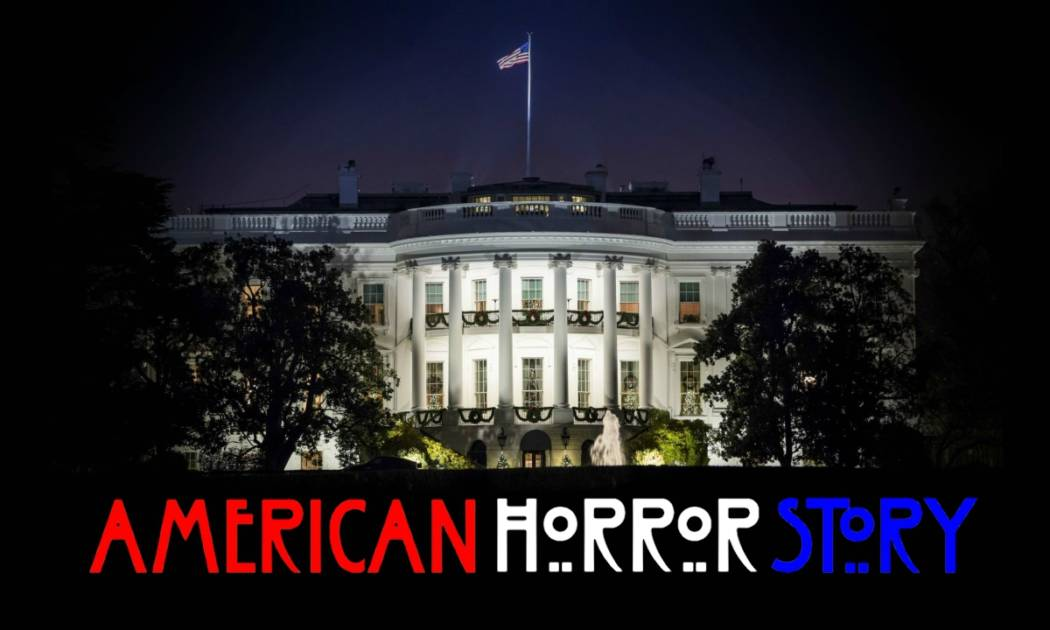 Image result for American Horror Story Season 7 political