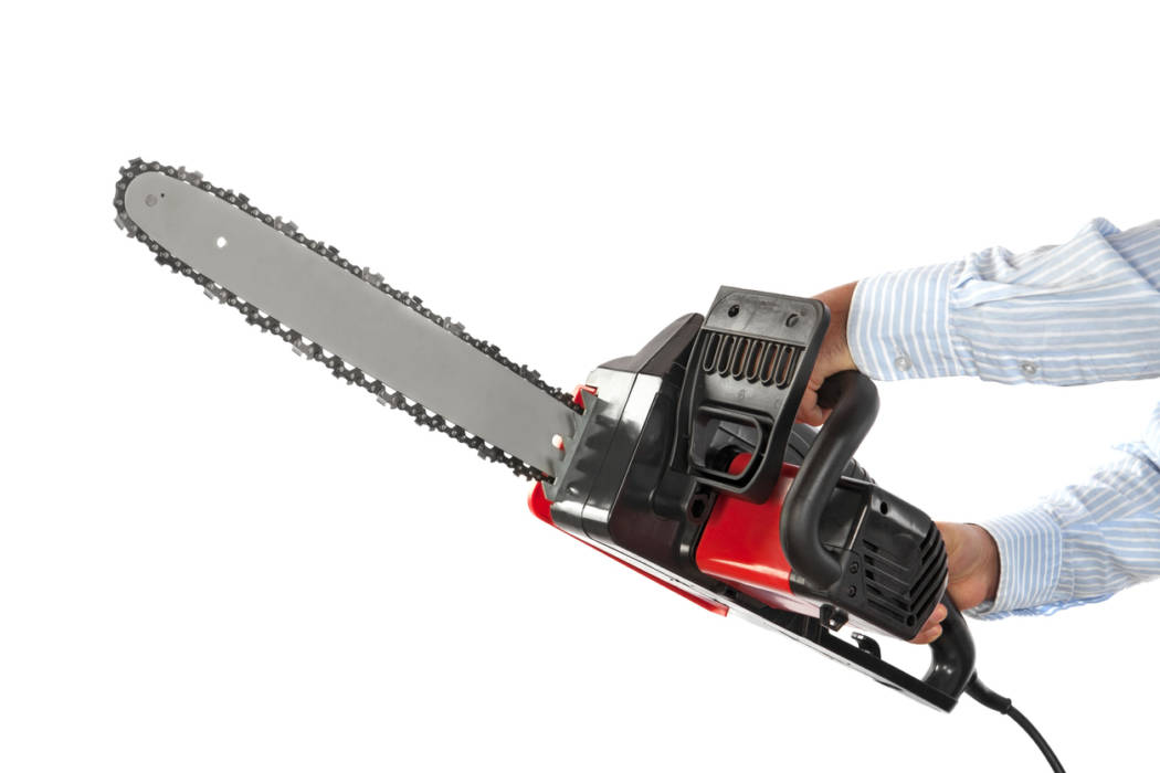 the chainsaw was invented to help in childbirth seriously the