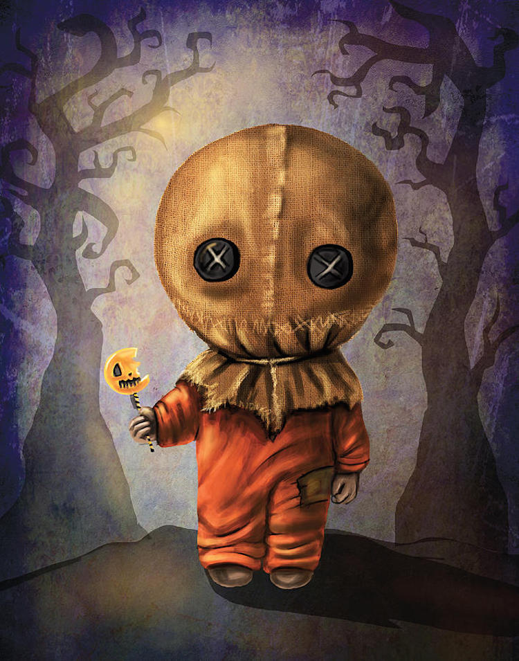 The Creepy Cute Art Of Diana Levin And Ghoulish Bunny