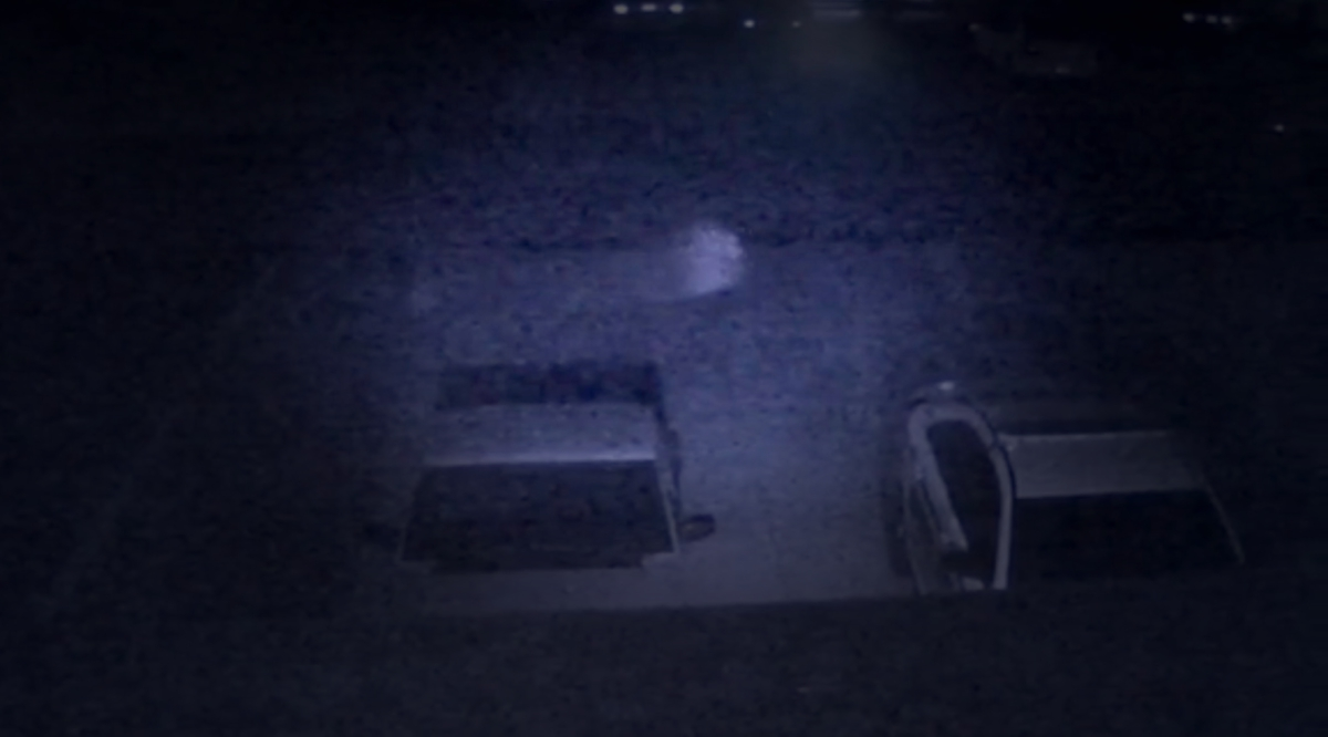 New Mexico Family Claims Their Security Camera Spotted a