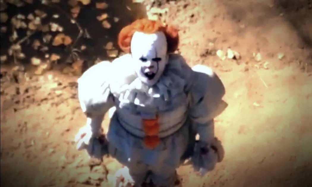 Not Again! The Creepy Clown Sightings Are Back [VIDEO] – The