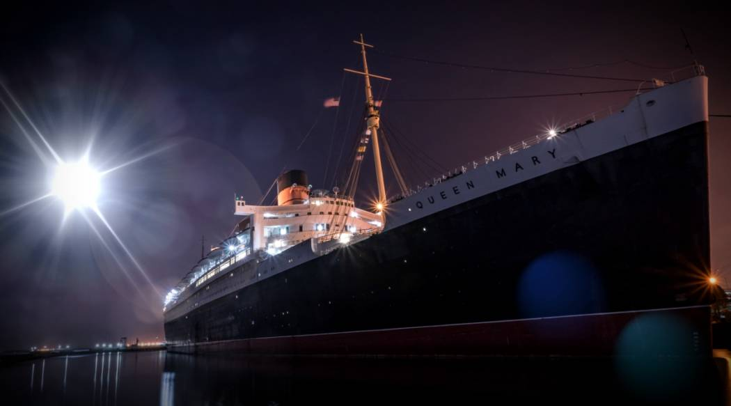 The Queen Mary Is Finally Renting Out Its Most Haunted Room The